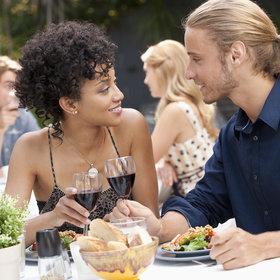 Food & Wine: Apparently Vegans Have Better Luck on Dating Apps