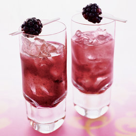 mkgalleryamp; Wine: Blackberry-Mint Margarita