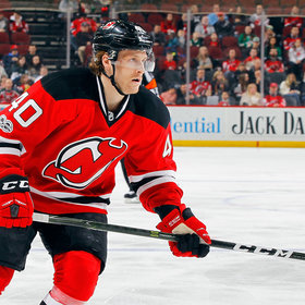 Food & Wine: New Jersey Devils' Blake Coleman Just Opened the Jar on Why Some Athletes Drink Pickle Juice