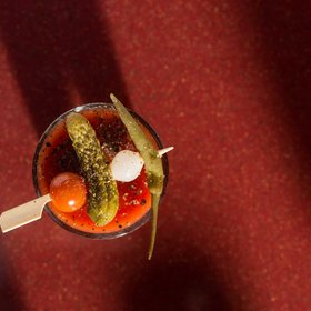 Food & Wine: Why the Bloody Mary Tastes Extra Delicious on Airplanes