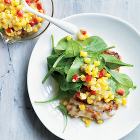 Food & Wine: Corn Relish