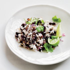 Gallo Pinto (Black Beans & Rice)