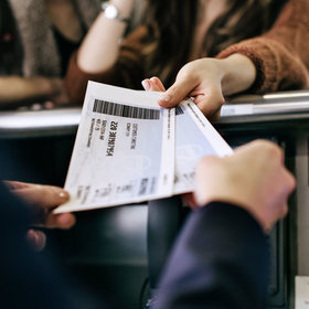 Food & Wine: Why You Never Want to See These Four Letters on Your Boarding Pass