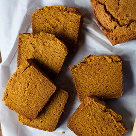 Food & Wine: 5 Pumpkin Breads You Should Definitely Be Making