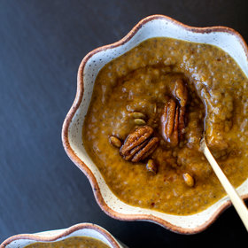 Food & Wine: Pumpkin Pie Chia-Seed Pudding