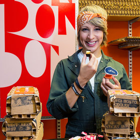 Food & Wine: Chocolatier Alexandra Clark's Mission to Bring Locally Inspired Bonbons to Detroit