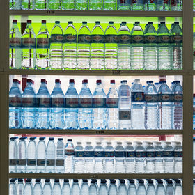 Food & Wine: Americans Now Drink More Bottled Water Than Soda