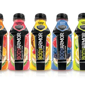 mkgalleryamp; Wine: Coca-Cola's Investment in BodyArmor Challenges Pepsi in the Sports Drink Market