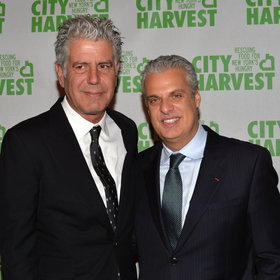 Food & Wine: See the Anthony Bourdain-Eric Ripert Action Movie That Definitely Isn't Happening