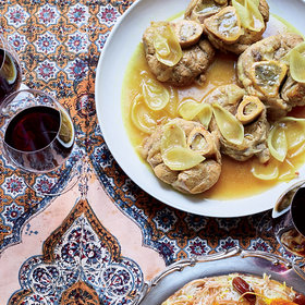 Food & Wine: Braised Veal Shanks