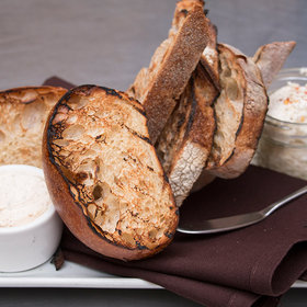 Food & Wine: Why You Should Grill Your Toast this Summer