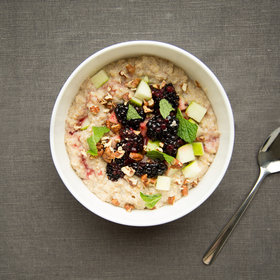 Food & Wine: Breakfast Quinoa