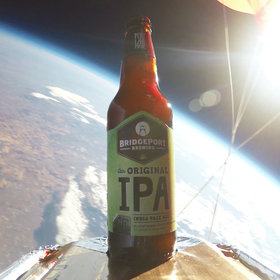 Food & Wine: A Portland Brewery Launched the First Craft Beer into Space