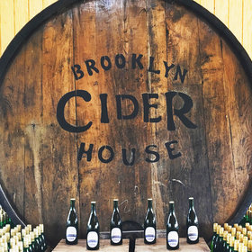Food & Wine: New York City Is Finally Getting a Proper Cider House