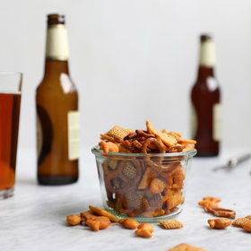 Food & Wine: Buffalo-Style Snack Mix