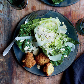Food & Wine: Caesar Salad with 