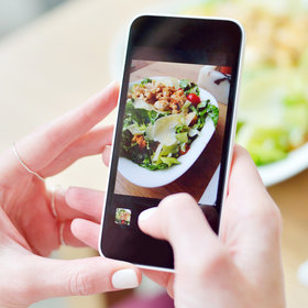 Food & Wine: Get Healthier by Taking Photos of Your Food