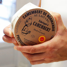 Food & Wine: True Camembert Cheese Could Disappear Forever