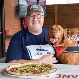 Food & Wine: Where Dallas's Hottest Pizza Chef Eats on His Days Off