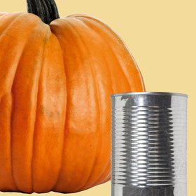 Food & Wine: What's the Difference Between Canned Pumpkin and Pumpkin Pie Filling?