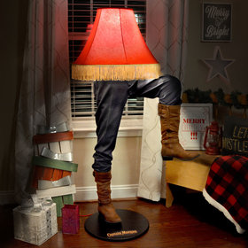 Food & Wine: Captain Morgan to Sell 'A Christmas Story'-Inspired Leg Lamp Featuring the Captain's Iconic Pose