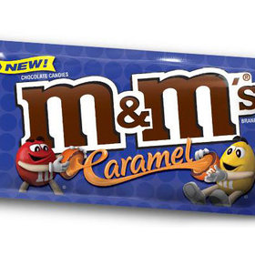 Food & Wine: We Tried the New Caramel M&M's