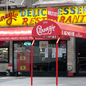 Food & Wine: Legendary Carnegie Deli To Close After 79 Years