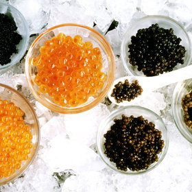 Food & Wine: Why One Chef Is Harvesting His Own Caviar