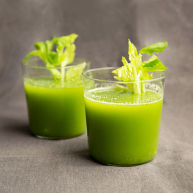 Food & Wine: Celery Juice