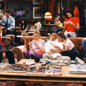 Food & Wine: Could 'Friends'-Inspired 'Central Perk' Coffee Shops Be Opening Soon?