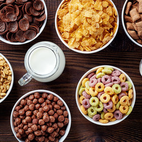 Food & Wine: How to Transform Cereal Into Dessert