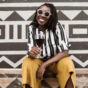 mkgalleryamp; Wine: Cha McCoy Is the Harlem Sommelier You Actually Want to Drink With