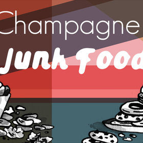 Food & Wine: INFOGRAPHIC: What to Snack on With Every Kind of Champagne