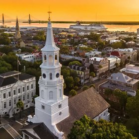 Food & Wine: How to Eat Your Way Through Charleston
