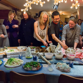 Food & Wine: Here's What Danny Bowien, April Bloomfield, Iñaki Aizpitarte and Sean Brock Would Play at a Holiday Party