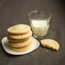 Food & Wine: Chewy Sugar Cookies