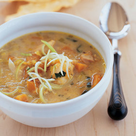 Food & Wine: Chicken and Sweet-Potato Chowder