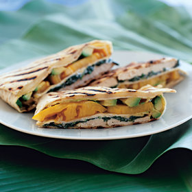 Food & Wine: 5 Kid-Friendly Wraps for School Lunches
