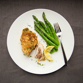 Food & Wine: Chicken Cordon Bleu