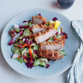 Food & Wine: Chicken-Fried Pork Chops