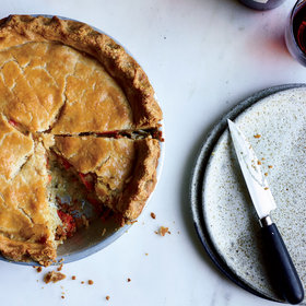 Food & Wine: Chicken Potpie