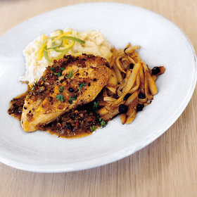 Food & Wine: Chicken with Ale and Juniper Berries