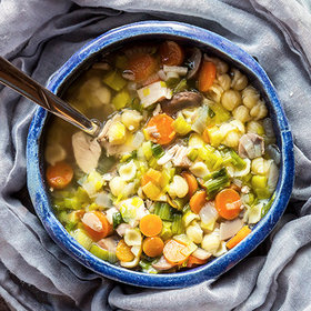 Food & Wine: Why Chicken Soup Always Makes You Feel Better When You're Sick