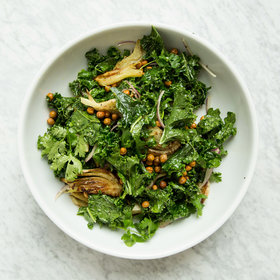 Food & Wine: Chile-Kale Salad with Fennel
