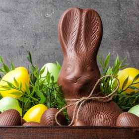 Food & Wine: All of Your Questions About Chocolate Bunnies, Answered