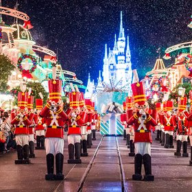 Food & Wine: Disney World Just Announced an Ultimate Christmas Package Full of Exclusive Experiences