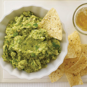 Food & Wine: Chunky Guacamole with Cumin