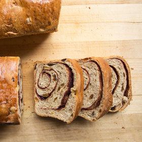 Food & Wine: Cinnamon-Raisin Bread