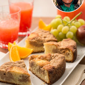 Food & Wine: Celebrate Mother's Day With Patti LaBelle's Cinnamon Crumb Cake