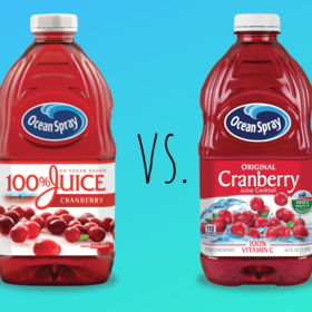 Food & Wine: Cranberry Juice vs. Cranberry Cocktail: What's the Difference?